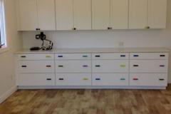 Custom work space