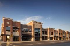 Rebuilt Block Downtown Anthony Kansas