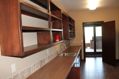Cabinet space and storage