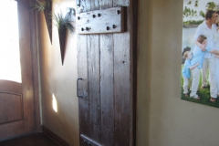 Custom sliding door