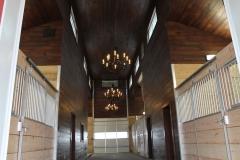 Custom chandelier lighting